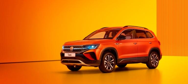 Специальные предложения на Volkswagen Taos
