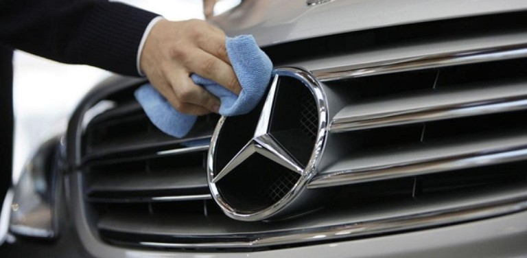 Мойка радиатора для вашего Mercedes-Benz от 15 000 Р. в КЛЮЧАВТО Аэропорт!
