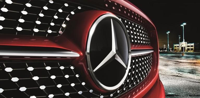 Защита радиатора на Mercedes-Benz от 6 500 P. в КЛЮЧАВТО Аэропорт