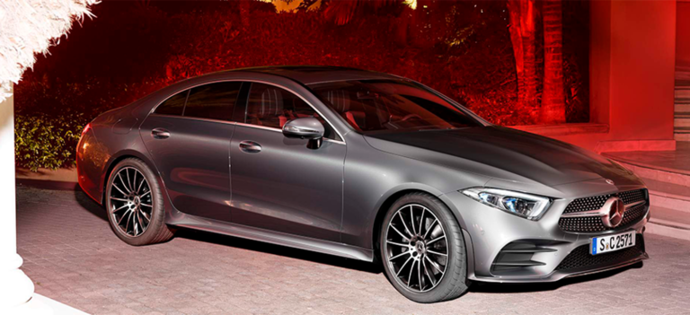Специальное предложение на Mercedes-benz CLS