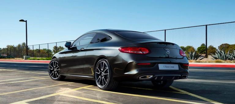 Специальное предложение на Mercedes-benz C-Класс