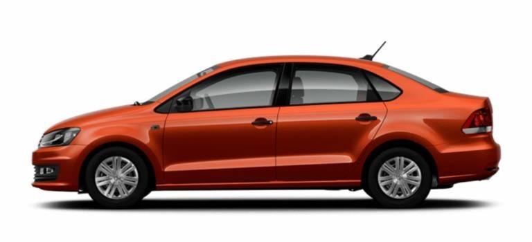 Volkswagen Polo. Цена от 649 900 руб.