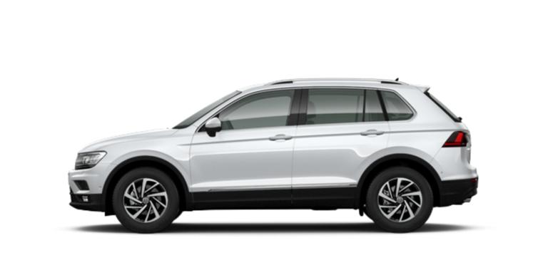 Volkswagen Tiguan. Цена от 1 329 000 руб.
