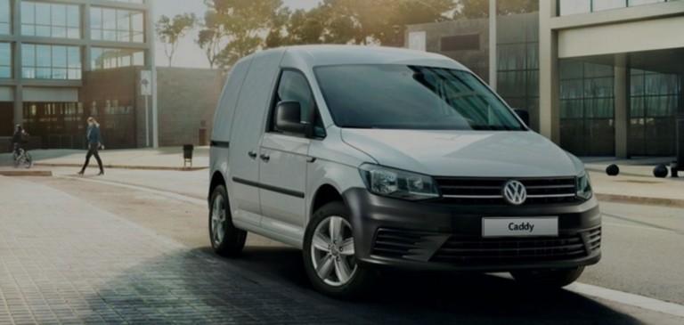 Специальные предложения на автомобили Volkswagen для бизнеса