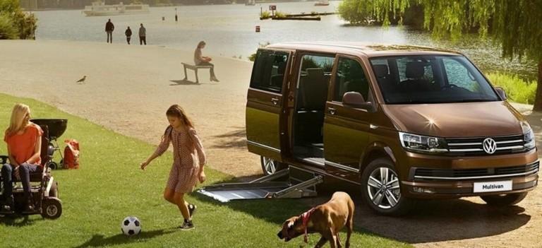 Специальные предложения на автомобили Volkswagen для семьи