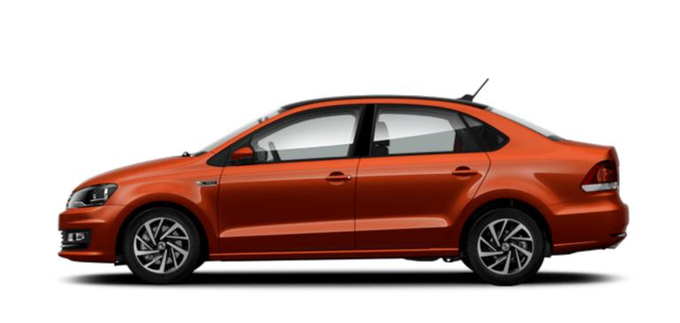 Volkswagen Polo. Цена от 624 900 руб.