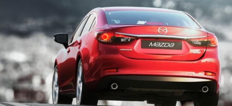 Подайте онлайн заявку на покупку Mazda в кредит.