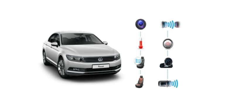 Volkswagen Passat. Преимущество до 190 000 руб. на специальные пакеты оборудования «Топ» и «Техника»
